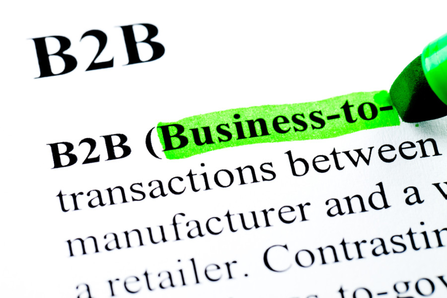 B2B oftewel Business-to-Business