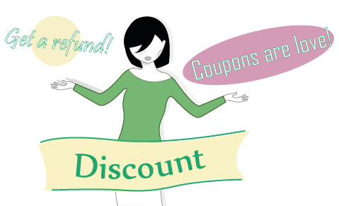 Stimuleer klantacties met coupons