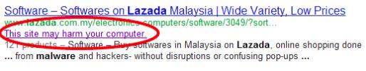 Melding van beveiligingsproblemen in Google