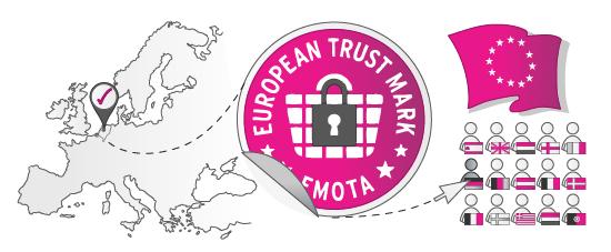Europees webshop webwinkel keurmerk EMOTA