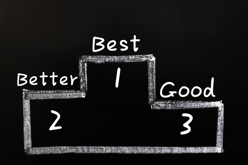 Good,better and best betaalmethodes vergelijken