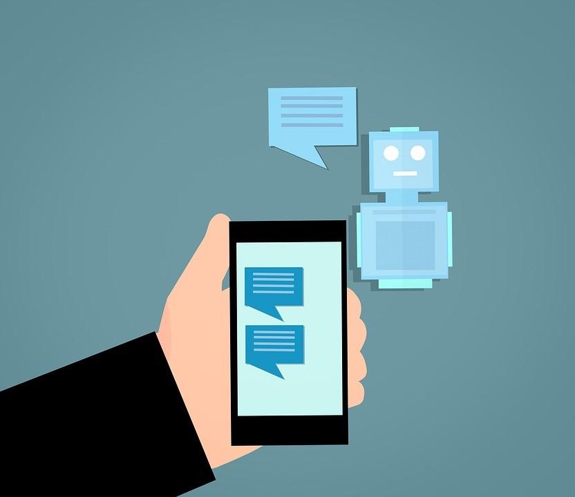 chatbot virtuele hulp