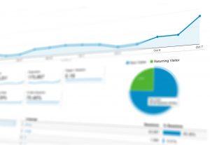 analyseer de data van je webshop