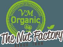 webshop vm organic logo