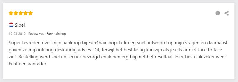 review fun4hairshop